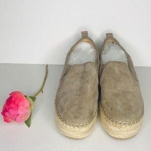 Sam Edelman Shoes - Sam Edelman Carrin Platform Espadrille, Putty, 8.5